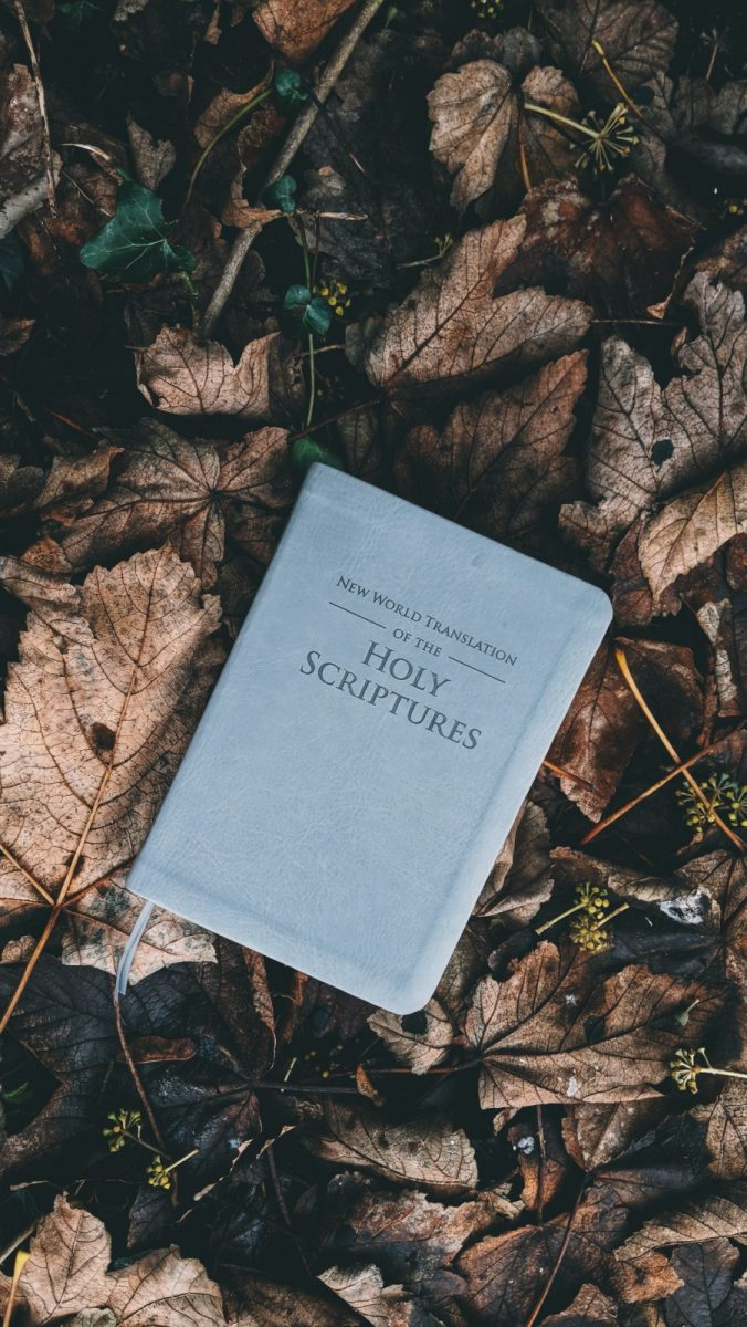 Holy Scriptures book