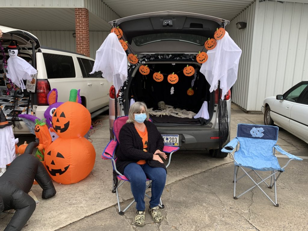 Trunk Or Treat Bethlehem Baptist Lancaster SC 2020